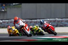 Marc Márquez consigue la pole position de Moto2 en Mugello