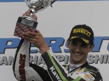 Joshua Day consigue el triunfo de Superstock 600 en Silverstone
