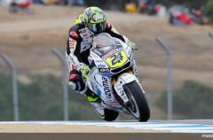 Toni Elías y su peor momento en MotoGP