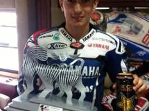 Jorge Lorenzo y su espectáculo en MotoGP Sachsenring
