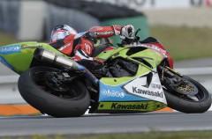 Broc Parkes el más rápido de la QP1 Supersport en Brno