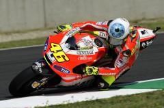 Los pilotos de Ducati a pelear en la carrera de MotoGP en Mugello