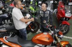 La compra de una moto de segunda mano