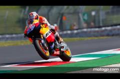 Casey Stoner es el poleman de MotoGP en Mugello