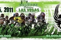 El Supercross USA del millón de dólares