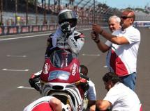 Dura carrera para el equipo QMMF Moto2 en Indy