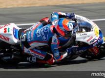 Márquez consigue la victoria de Moto2 en Indy, con P.Espagaró 2º y Rabat 3º