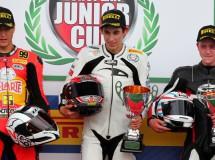 Davies ganó en la European Junior Cup de Silverstone con Fenoll 2º