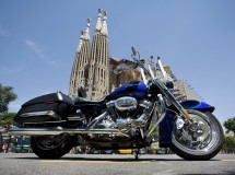 El servicio de alquiler oficial de Harley-Davidson llega a España