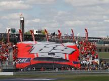 Carrera difícil en Indy para el equipo Ducati MotoGP