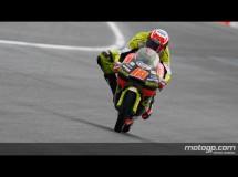 Nico Terol intratable en la FP3 de 125cc en Brno