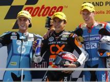 Marc Márquez asesta un nuevo golpe al mundial de Moto2 en Indy