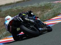 El equipo BMW MAS de Molina, Valera y Agoston entrena en Almería