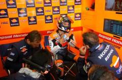 Dani Pedrosa de relax por Suiza pero con el punto de mira en Brno