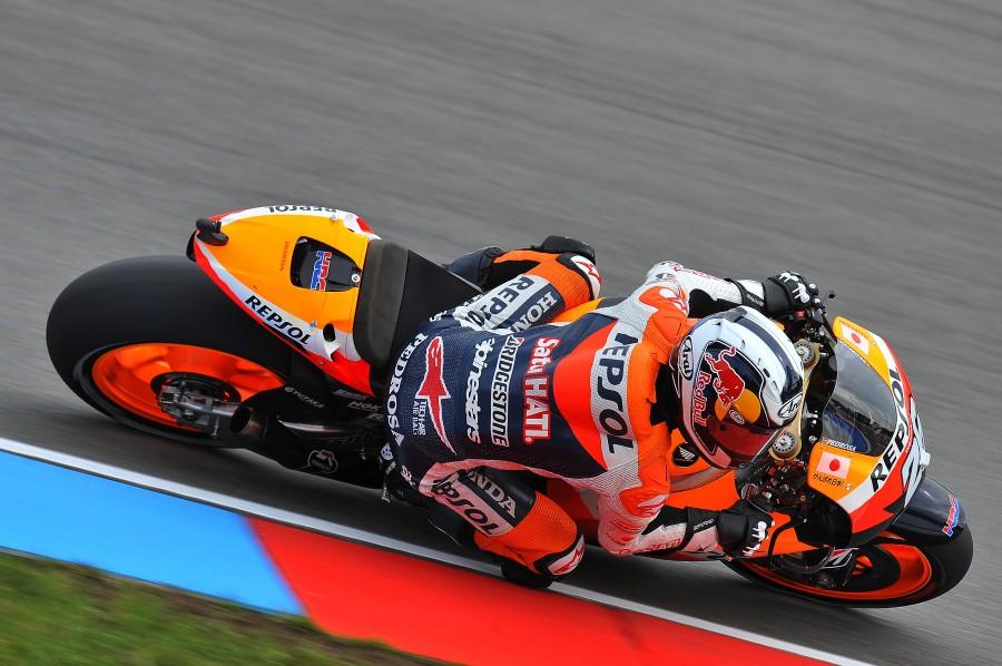 «Sin recompensa» blog de Dani Pedrosa tras la carrera en Brno