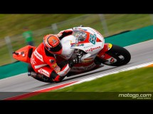 Marc Márquez vuela en Brno y marca la pole de Moto2