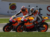 El Team Repsol Honda MotoGP satisfecho con Indianápolis