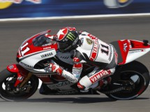 El Yamaha Factory Racing a por todas en MotoGP Indianápolis
