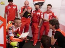 Rossi trabajará con la 1000cc en Jerez este viernes