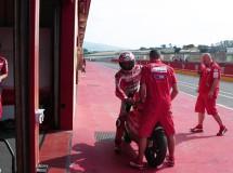 Rossi no probó ayer la Ducati, lo hará hoy en Mugello
