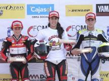 María Herrera se proclama campeona de Pre Moto3 en Albacete