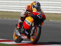 El Repsol Honda MotoGP sigue muy fuerte en Misano