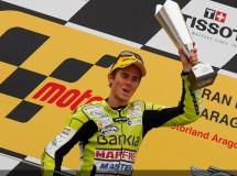 Plus moto le desea un Feliz Cumpleaños a Nico Terol