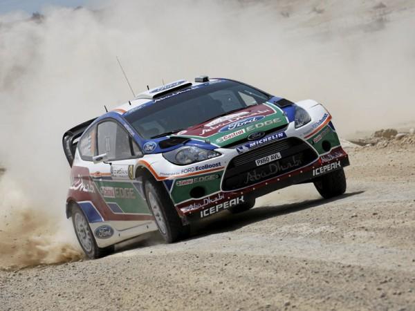 Codriving WRC Cataluña