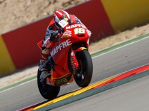Jordi Torres se enfrentará solo a la carrera Moto2 en Japón