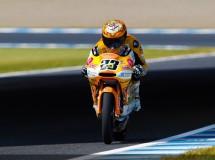 Nico Terol dominador absoluto FP3 de 125cc en Motegi