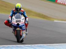 Rabat y Hernández mejoran con sus moto2 en Japón