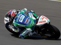 Kenny Noyes va a por todas en el Gran Premio de Australia