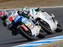 Kenny Noyes y su mejoría en Moto2 en Japón