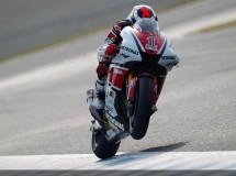 Stoner poleman de MotoGP en Motegi con Lorenzo 2º y Dovi 3º