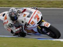 Simoncelli saldrá sexto a pesar de una caída en Motegi