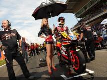 Alex Baldolini será el sustituto de Gadea en Moto2 en Valencia