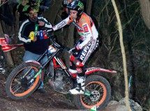 Albert Cabestany gana la prueba de Trial en Córdoba