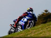 Stoner sigue volando en la FP2 MotoGP con Sic 2º y Lorenzo 3º