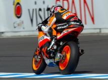 Marc Márquez no da tregua a sus rivales de Moto2 en Japón
