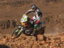 Marc Coma completa el Rally de Marruecos