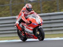 Ducati no halla resultados en Motegi