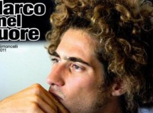 Emotivo funeral de Marco Simoncelli en Coriano