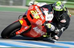 Día 2 del test de Ducati, Moto2 y CRT en Jerez