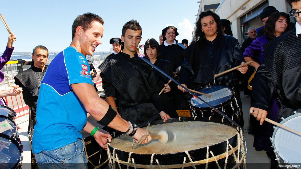 Pol Espargaró ficha por el Pons Racing Moto2 para 2012