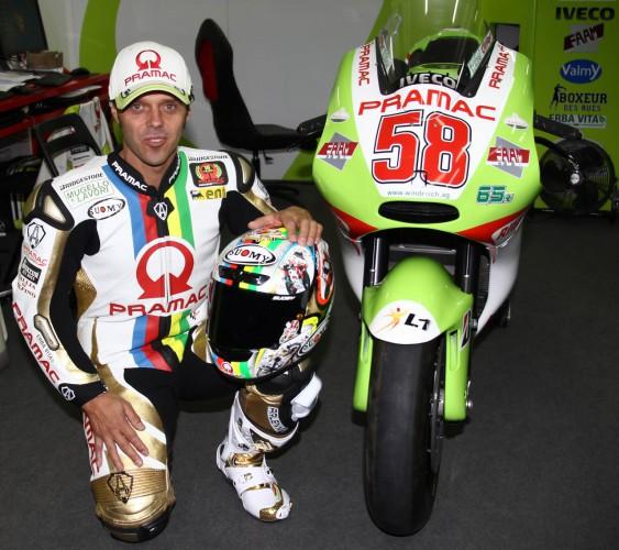 gp valencia 2011 pramac racing motogp