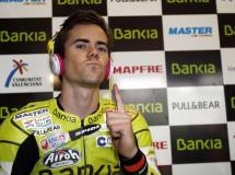Nico Terol tendrá su curva en el circuito de Cheste