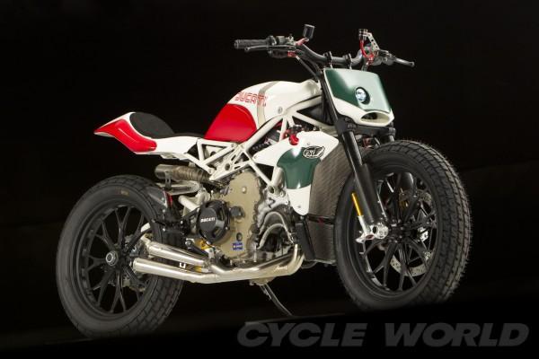 Desmosedici RR Dirt Track MotoGP