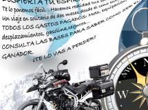 """Realiza tu """"moto"""" aventura"""