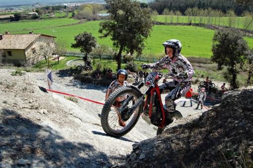 trial nacional campeona