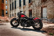 2010 XL1200X Forty-Eight on Location